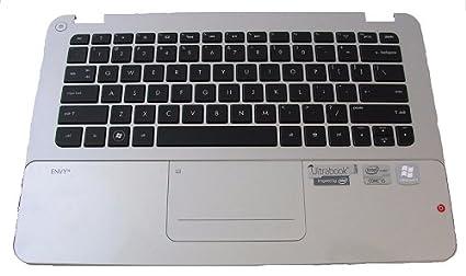 HP 698632-061 Carcasa con Teclado refacción para Notebook ...