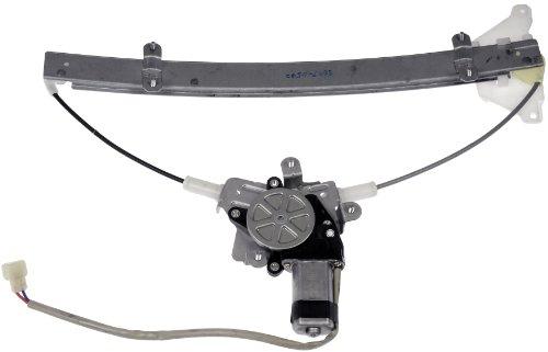 Dorman 751-058 Rear Driver Side Power Window Regulator and Motor Assembly for Select Suzuki Models