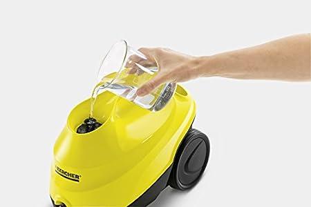 karcher 15130000 sc3 nettoyeur vapeur jaune noir 49 id al pour nettoyer le sol entretien des. Black Bedroom Furniture Sets. Home Design Ideas