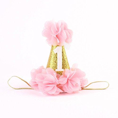 niceE (Birthday Girl Cone Hat)