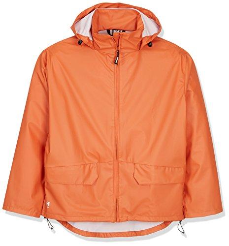 Giacca Hansen Arancione Da Uomo Helly 70180 Impermeabile Voss orange OEdRx