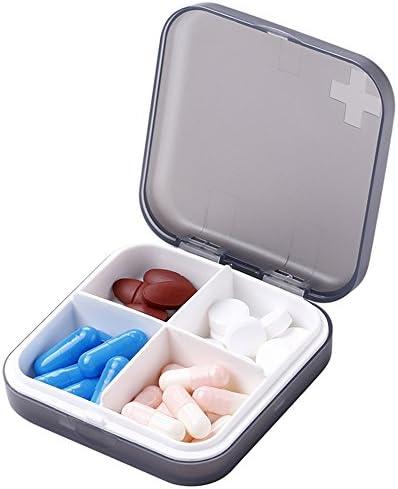 ZDQZC Pill Organizer Case Compartment product image