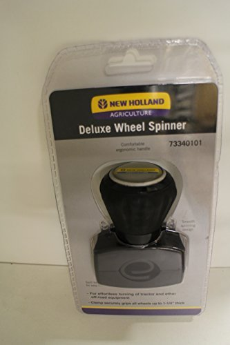 New Holland Deluxe Wheel Spinner from New Holland Agriculutre
