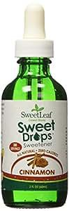 Sweet Leaf - Stevia Liquid Stevia Cinnamon - 2 oz
