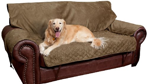 Moss Loveseat (Solvit Loveseat Full Coverage Pet Bed Protector, Moss)