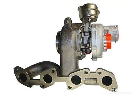 GOWE GT1749 V Turbo 724930 - 5009S 03 G253019 A 724930 - 5010S 724930 - 03 G253010JX Turbocompresor para Audi A3 2.0 Tdi BKD Motor: Amazon.es: Bricolaje y ...