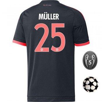 Adidas Fc Bayern München Champions League Trikot 201516 Müller