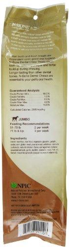 657546201196 - N-Bone Pupper Nutter Peanut Butter for Pets, Jumbo carousel main 3