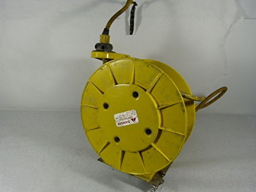 Daniel Woodhead 095106210 w 31-6510 Cable Reel with Incandescent Hand Lamp (Light Reel Incandescent)