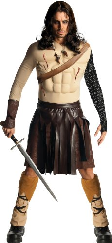 (Deluxe Conan Standard The Barbarian Adult)
