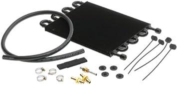 Automatic Transmission Cooler Line Kit 6AN Push Lock Hose Kit GM 700R4