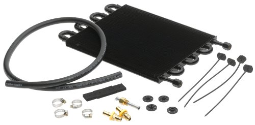 Chassis Motorhome P30 Gmc (Hayden Automotive 516 High Performance Transmission Cooler)
