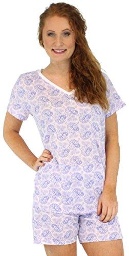 Sleepyheads Womens Sleepwear Cotton Sleeve