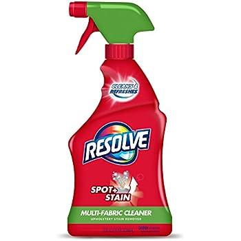 Amazon Com Resolve 22 Fl Oz Multi Fabric Cleaner And