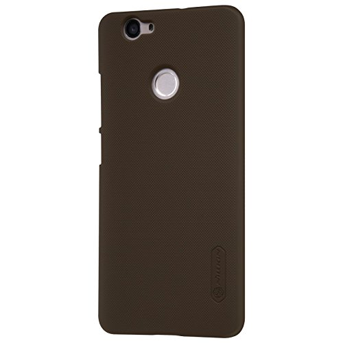 - Nillkin Super Frosted Shield Case for Huawei Nova - Retail Packaging - Brown