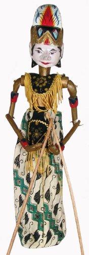 Wayang Golek / Puppet / Garuda Dance