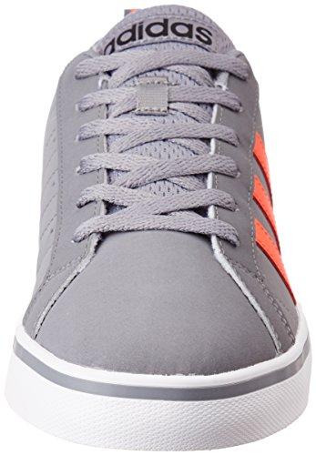 Adidas Mannen Vs Tempo Tennisschoen, Zwart Grijs
