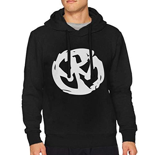 Gen198nimade Men Pennywise Punk Rock Band Comfortable Hoodies Hooded Sweatshirt XXL