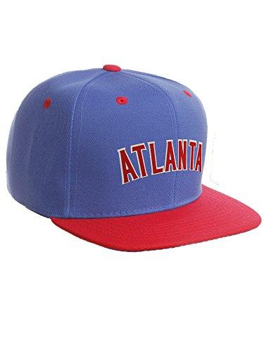 99c9ee82b27 Atlanta Falcons Flat Bill Hats