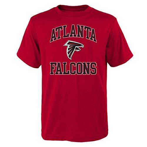 - Outerstuff Atlanta Falcons Youth NFL Ovation Short Sleeve T-Shirt