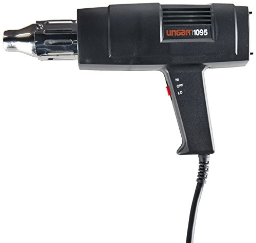 - Weller (formerly Ungar) 1095 1000-Watt Dual Temperature Heat Gun