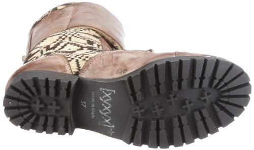 xyxyx Booty XY0189 - Botas para mujer Marrón