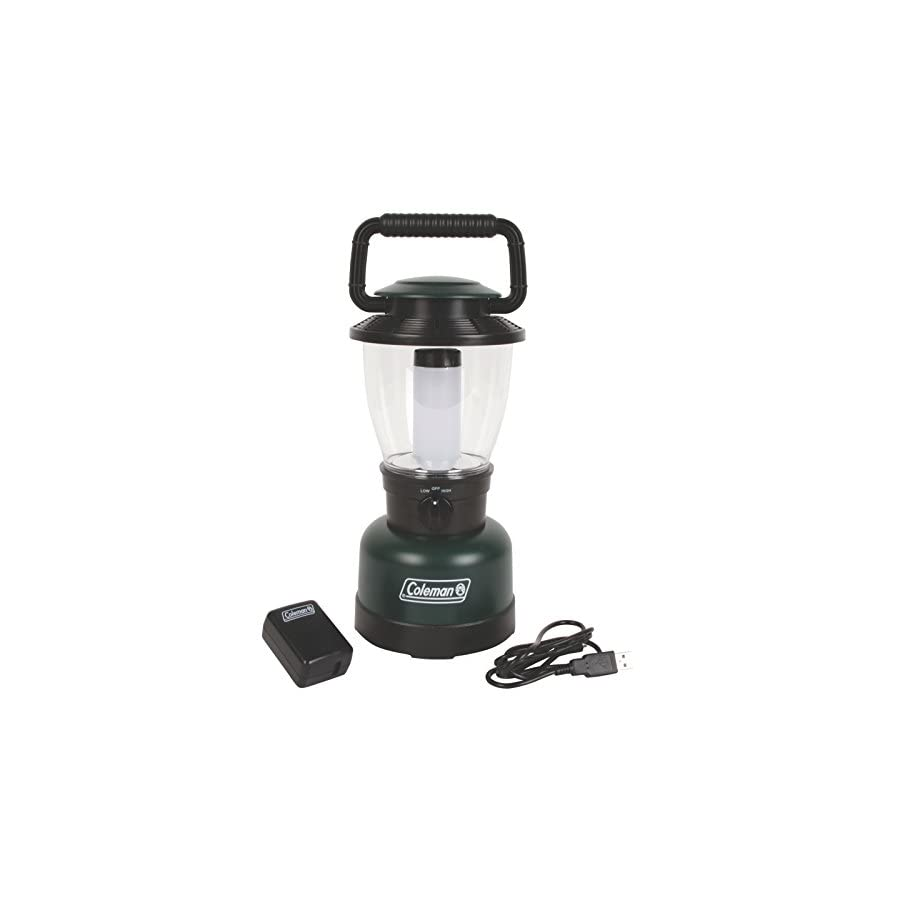 Coleman Lantern Rugged Rechargeable L ION C002
