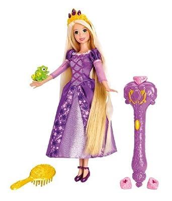 Disney Princess Enchanted Hair Rapunzel Doll by Mattel
