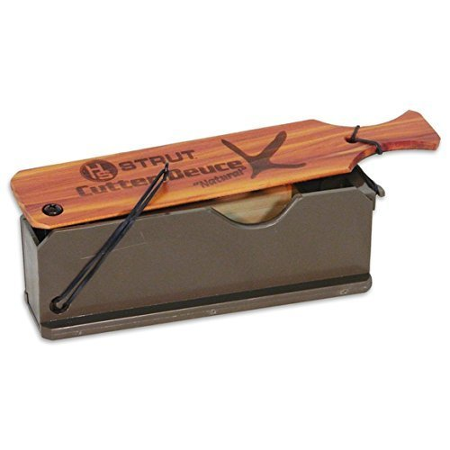 Hunters Specialties H.S. Strut Cutter Deuce Turkey Box ()