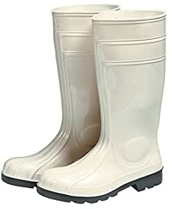 Botas de PVC Seguridad n.40blanco S4D
