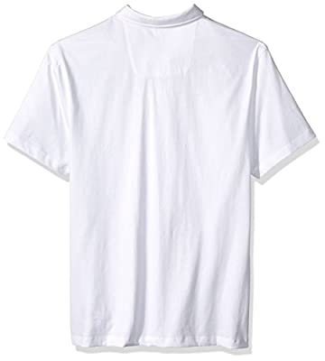 Calvin Klein Men's Liquid Cotton Polo Shirt With Pocket