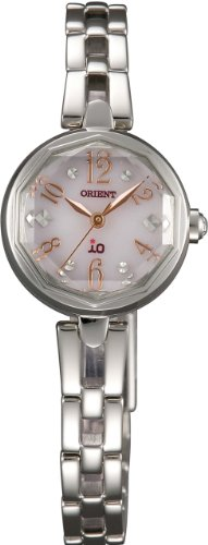 ORIENT iO Sweet Jewelry & Sweet Cosmetics Solar Ladies Watch WI0171WD