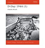Front cover for the book D-Day 1944 : Omaha Beach by Howard Gerrard
