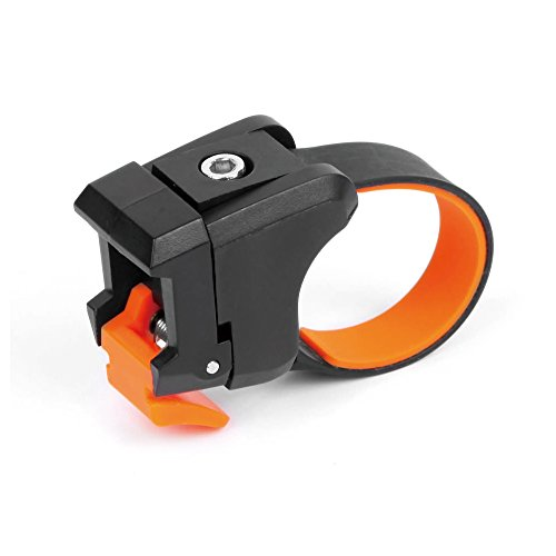 Magicshine MJ 6200 Handlebar Mount for Eagle M2 F3 MTB Lights and Monteer 1400 All in one Bike Light. Quick Release Clip-on Mount with Secure Handlebar Grip, bar Size up to 41mm