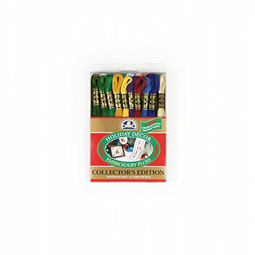 DMC Embroidery Thread and Floss Pack 8.7yd