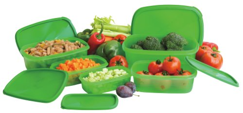 Gourmet Trends Original Always Fresh Containers, 10-Piece Se