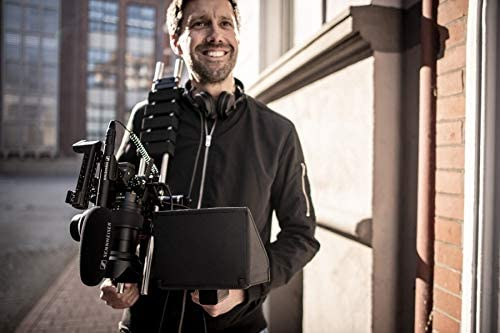 MKE600 Sennheiser Pro Audio Wireless Microphone System Black
