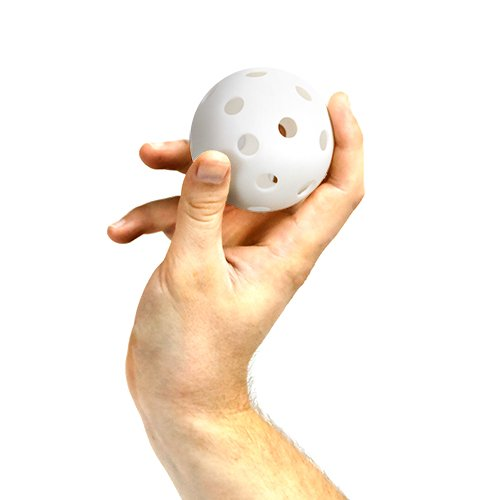 12 Orange Poly Baseballs (Regulation Size) – Training & Practice Balls by Crown Sporting Goods