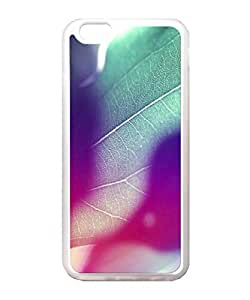 VUTTOO Iphone 6 Case, Leaf Vines Closeup Instagram Filter TPU Case Cover Protector for Apple iPhone 6 4.7 Inch Transparent
