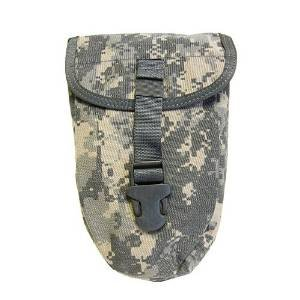 (USGI ACU Entrenching E-Tool Carrier Pouch MOLLE II)