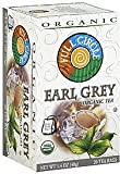 Full Circle Organic Black Tea (2 Pack of 20 bags Each = 40 Tea Bags) (Earl Grey)
