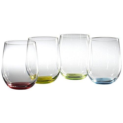 - Riedel Happy O Wine Tumblers, Set of 4