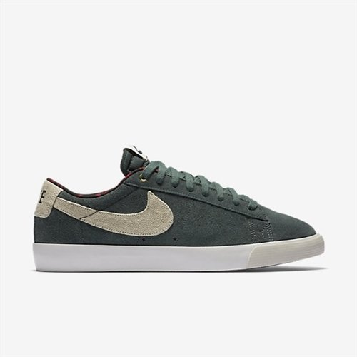 big sale 879e6 aeab2 Nike BLAZER LOW GT mens skateboarding-shoes 704939 Grove Green Phanton Team  Red 10 D(M) US  Buy Online at Low Prices in India - Amazon.in