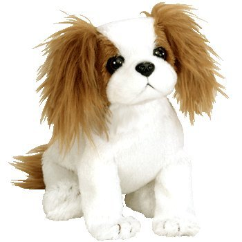 Ty Beanie Babies - Regal the King Charles Spaniel Dog from Beanie Babies - Dogs