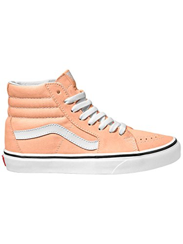 Vans Old Skool Classic Suede/Canvas, Sneaker Unisex - Adulto Bleached Apricot/true White