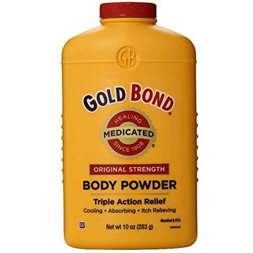 Gold Bond Body Powder Medicated 10 oz ( Pack of - Oz Powder Body 10