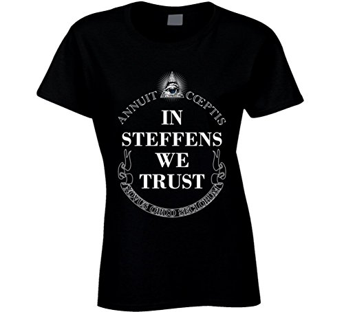 In Maggie Steffens We Trust 2016 Olympics Water Polo Ladies T Shirt 2XL - Olympics In Polo