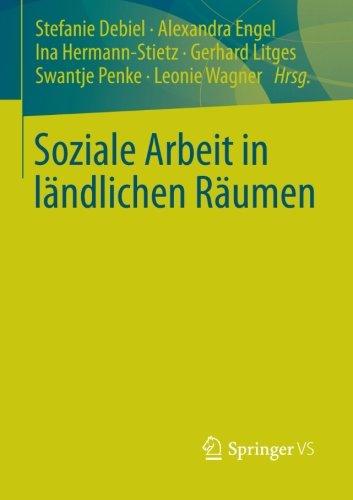 Soziale Arbeit in Ländlichen Räumen (German Edition)