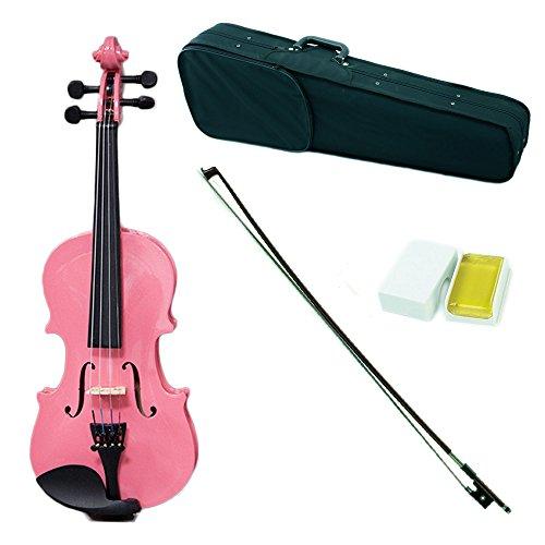 Sky Music 4-String Violin (SKYVSVNPK-1/10) by Sky Music