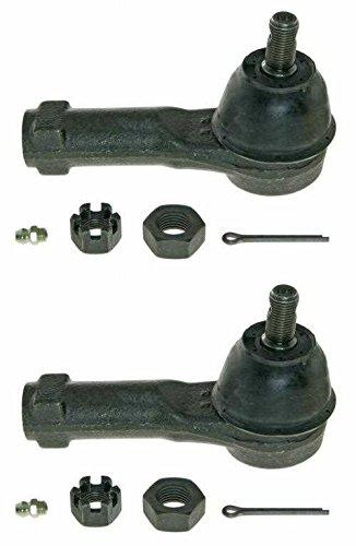 Prime Choice Auto Parts TRK3060PR 2 Front Outer Tie Rod Ends